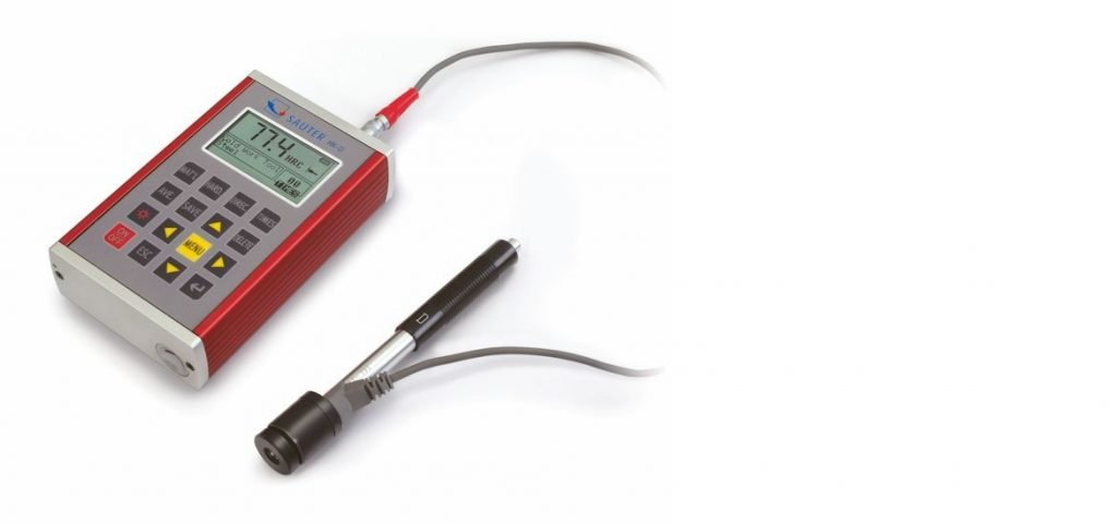 Durometro portatile a ribalzo (Leeb)