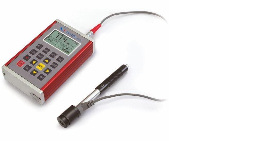 Durometro portatile a rimbalzo (Leeb)