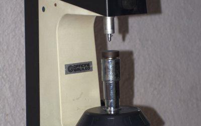 Durometro Rockwell Galileo DG-202 (usato)