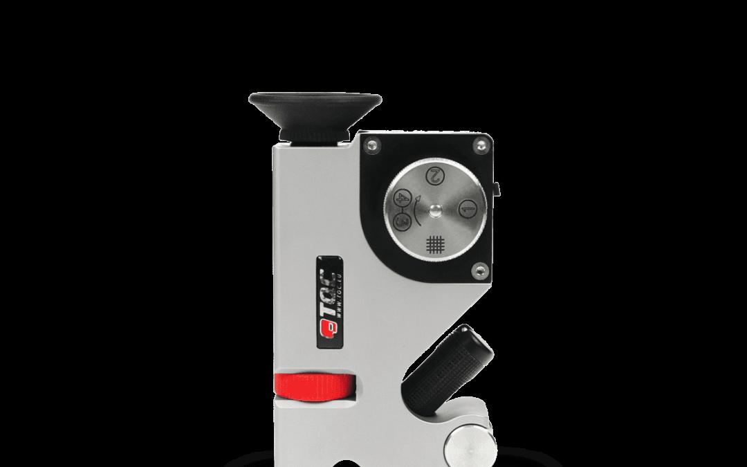 SUPER PIG III – Dispositivo di controllo distruttivo della vernice